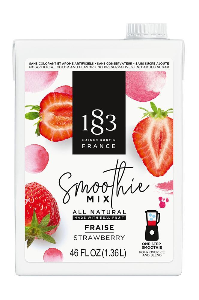 Garden Fresh Strawberry Lemonade recipe 1883